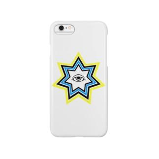 明けの明星 Smartphone cases
