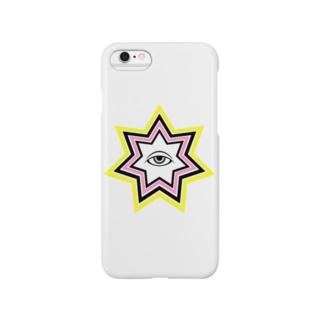 宵の明星 Smartphone cases