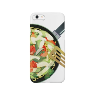 Pasta con Verduras Smartphone cases