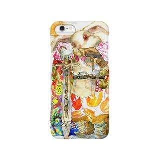 うさぎの騎士 Smartphone cases