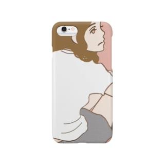 ハンサムガール Smartphone cases