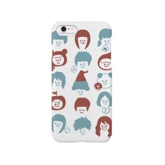 もんた Smartphone cases
