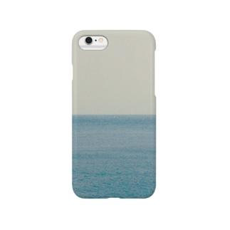 ハーフアンドハーフ Smartphone cases