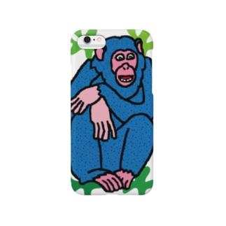 猿です それでどないしはりましたん? Smartphone cases