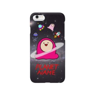 プラネットナメクジ - PLANET NAMEKUJI Smartphone cases
