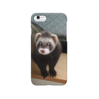 フェレット Smartphone cases