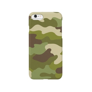 InspirationSの迷彩代表 Smartphone cases