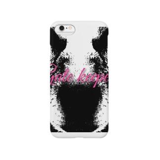 ウルフ Smartphone cases