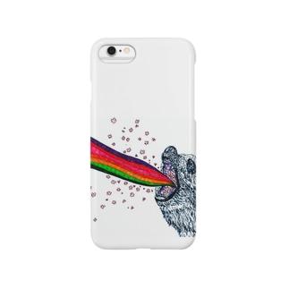 森のかみさん Smartphone cases