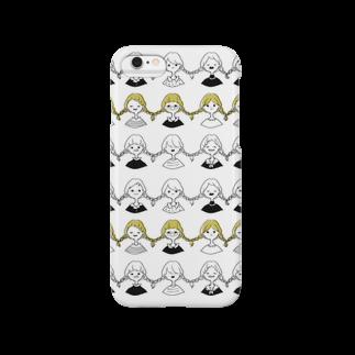 donmiluのみつあみ2 Smartphone cases