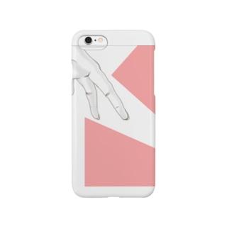 はさみ Smartphone cases