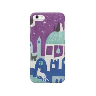 猫町夜記 Smartphone cases
