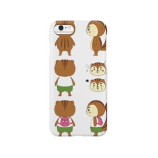 公式 生でドキ!!っ天使ロリィ Smartphone cases