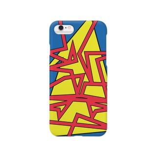 マン・オブ・フレッシュ Smartphone cases