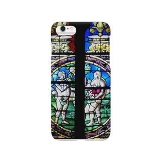 アダムとイヴ Smartphone cases