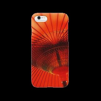 kuasの和傘 Smartphone cases