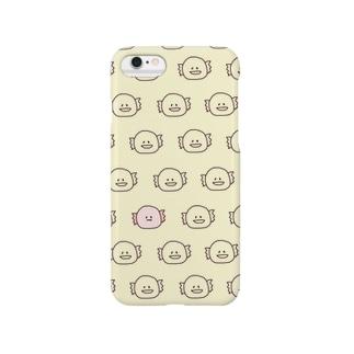 うぱのiPhoneケース Smartphone cases