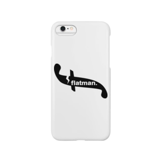 flatman. Smartphone cases