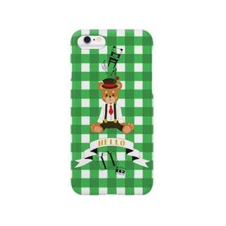 HELLO‼ Smartphone cases