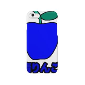 青リンゴ Smartphone Case