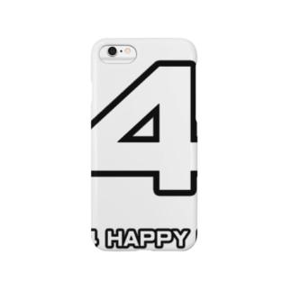 No.4 Smartphone Case