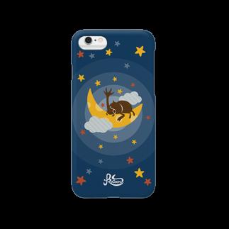 kocoonの夜空のカブトムシ Smartphone cases