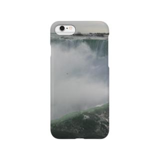 ナイアガラの滝 Smartphone cases