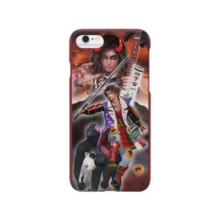 MOMOTARO Smartphone cases