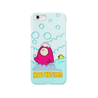 入浴中 - BATHTIME  Smartphone cases