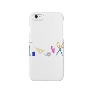 ぶんぐ Smartphone cases
