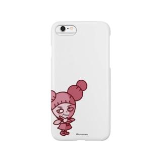 ニヤッ。ぬくもり生姜ちゃん Smartphone cases