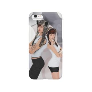 ナナとジュン Smartphone cases