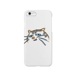 yopiiison のイラストクゥさん Smartphone cases