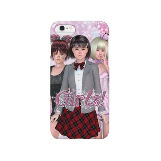 GIRLS! Smartphone cases