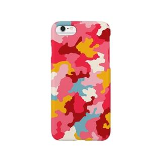 『カモフラフォン』 Smartphone cases