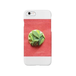 八女・新茶葉 Smartphone cases