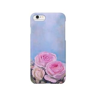香りの余白 Smartphone cases