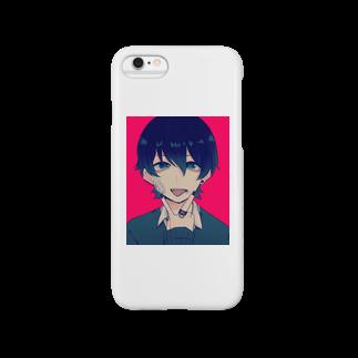 9の男子高校生 Smartphone cases