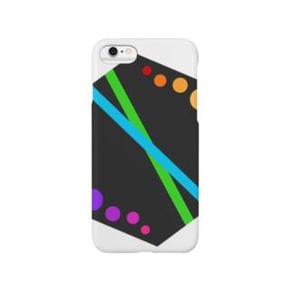 ろっかっけい (Ingress) Smartphone cases