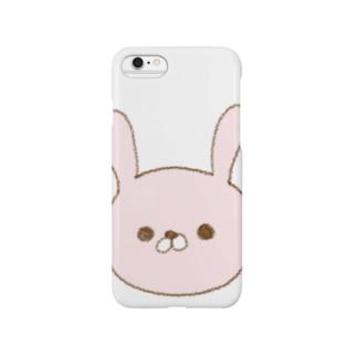 pegうさぎ Smartphone cases