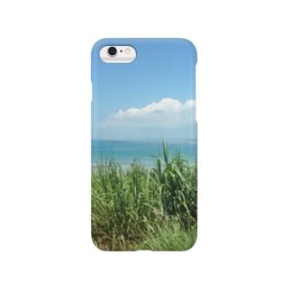 沖縄の春 Smartphone cases