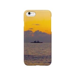 ボン・ボヤージュ Smartphone cases