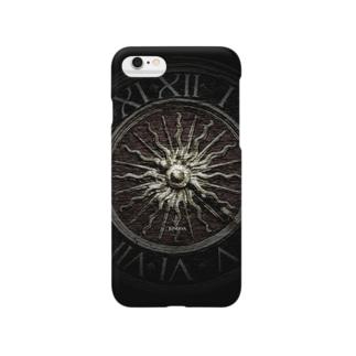 -JUNERVA- iPhone5/6ケース DARK CLOCK Smartphone Case