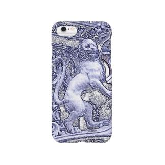-JUNERVA- iPhone5/6ケース Lion Smartphone cases