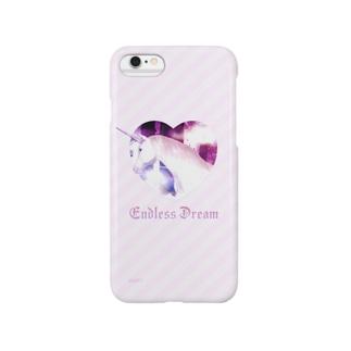 Endless Dream #Pink スマートフォンケース
