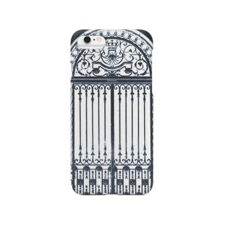 -JUNERVA- iPhone5/6ケース THE DOOR Smartphone cases