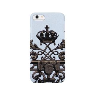 -JUNERVA- iPhone5/6ケース Crown Smartphone cases