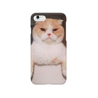 鳩胸タロウ Smartphone cases