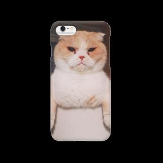 ごりらちゃんの鳩胸タロウ Smartphone cases