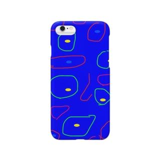 10の顔 Smartphone cases